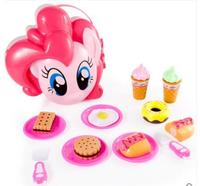 Hot Sale M y Little Pony Toys Pinkie Pie Pony Pretend Play Baby Lovely Kithen Toys Set Ice Cream Sweet Shop Children Gifts Toys