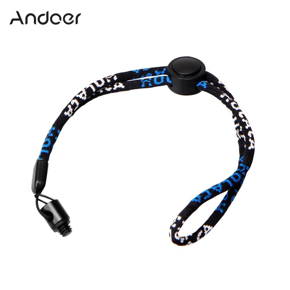 Andoer Camera Neck Wrist Strap For Ricoh Theta S & M15 For LG 360 Cam For Samsung Gear 360 Camera Camcorder