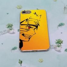 Naruto Series Phone Case for Apple iPhone 7 7Plus 6S 6 Plus 5 5s SE 5C