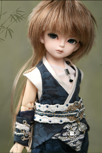 1/6 scale BJD lovely kid aik cute Boy Resin figure doll DIY Model Toys.Not included Clothes,shoes,wig