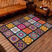 Alfombra moderna del piso de la alfombra del área de la alfombra del hogar Para la alfombra de la Sala de estar para la sala de