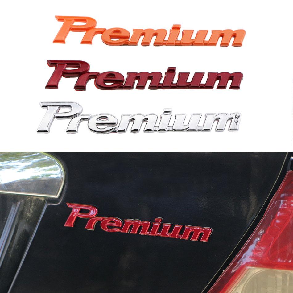 ABS Chrome High-profile Premium Logo Car Sticker For KIA RIO K2 K3 K3S K5 KX5 Sportage R Forte SORENTO CERATO Soul Accessories custom fit car trunk mat for kia sorento sportage k5 forte rio k2 cerato k3 soul carens 3d carstyling carpet cargo liner