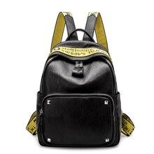 Пояса из натуральной кожи Для женщин путешествия рюкзак женский корейский стиль школы Shouder сумка подросток Обувь для девочек большой Ёмкость сумка