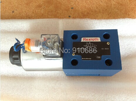 Rexroth electromagnetic directional valve 4WE10D62/EG24N9K4 hydraulic valve direct acting relief valve rexroth dbds 10 k1x 315 hydraulic valve