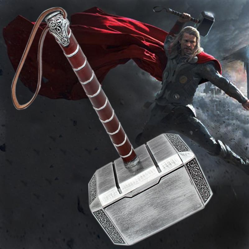 Avengers Infinity War Part I Ii Thor Hammer Replica Thor