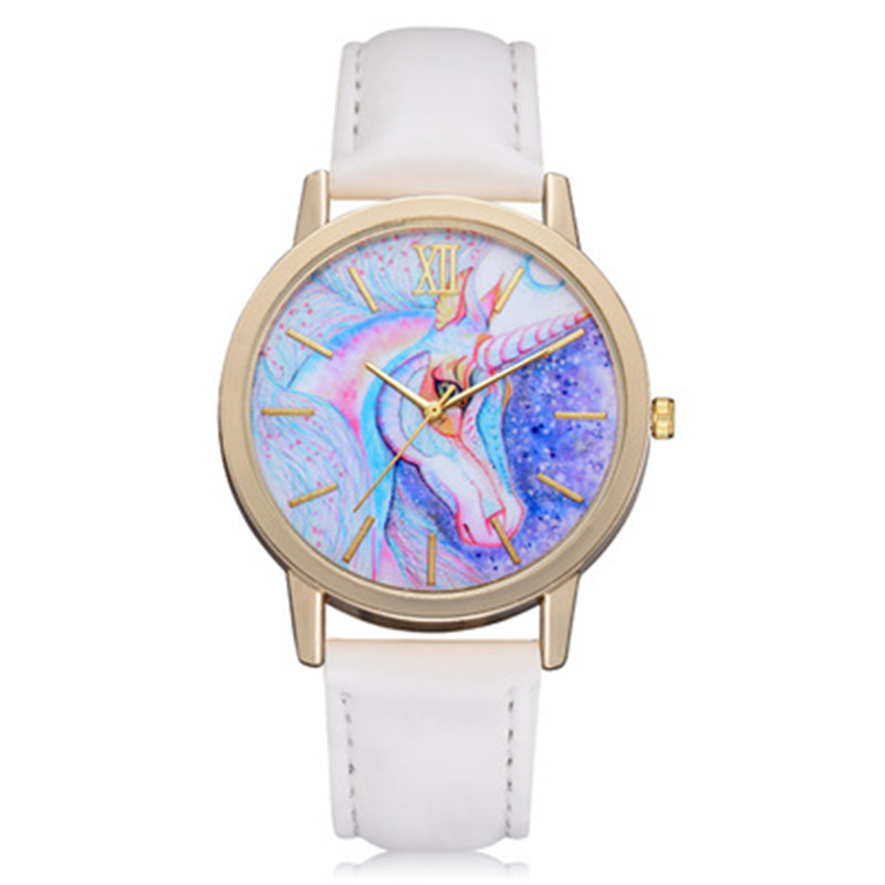 Leather Roman Numerals Watch Luxury Brand Women Watches PU Ladies Wristwatches Fashion Simple Quartz Female Clock reloj mujer in Women 39 s Watches from Watches