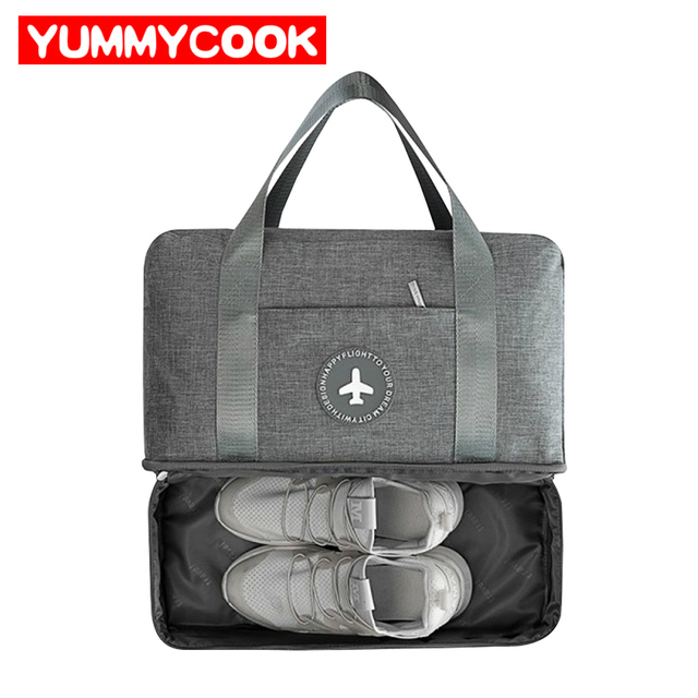 Travel Clothes Storage Suitcase Organizer Shoes Bag Wardrobe Trunk Case Tote Zipper Pouch Luggage Accessories Supplies Stuff