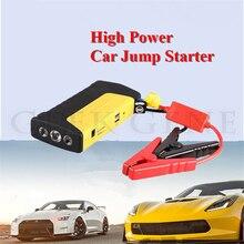 Многофункциональный автомобиль Перейти Starter Портативный Мощность Bank автомобилей Зарядное устройство для автомобильного аккумулятора усилитель Buster дизель аварийного пусковое устройство
