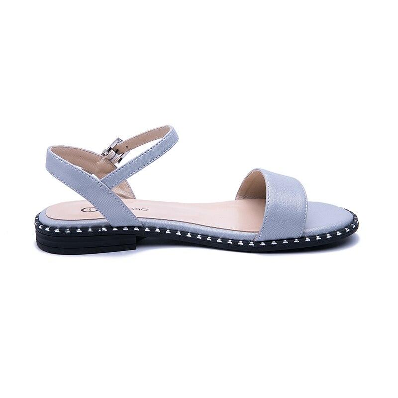 HTB1APD bcvrK1Rjy0Feq6ATmVXa0 AIMEIGAO 2019 New Summer Sandals Women Casual Flat Sandals Comfortable Sandals For Women Large Size Women's Shoes
