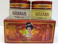 Lulanjina Spots Remover For Anti Spot With Refund Back And Whitening Cream Day Night 30g