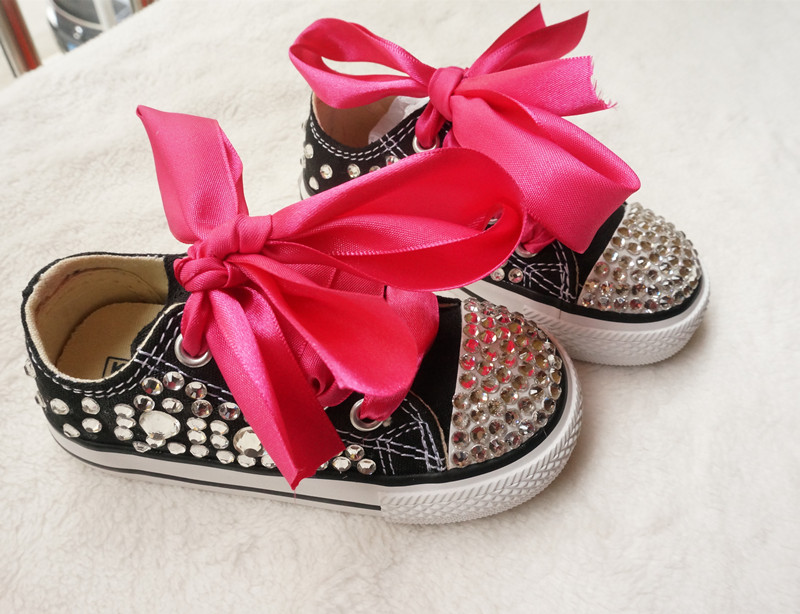 MIYOCAR Personalized bling rhinestone crystal Baby children sports shoes handmade Bling Diamond shoes can makecas requirement