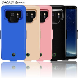 7000Mah Battery Charger Case For Samsung Galaxy S9 S8 Plus Charging Phone Power Cover For Samsung Note 9 Note 8 battery Case