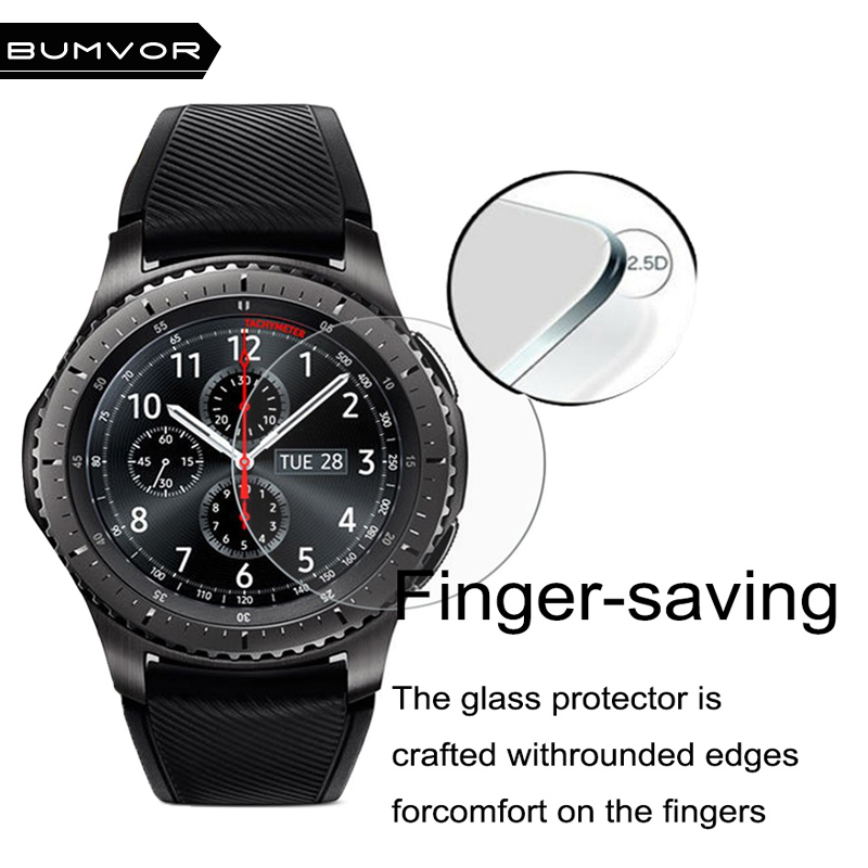 BUMVOR Sporting Goods Accessories Screen Protector For Samsung Gear S3 Classic/Frontier Ultra Thin Screen Protector Drop Shippi