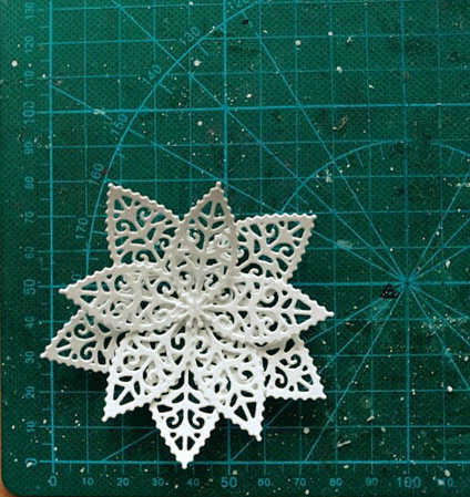 3D Flower Die Metal Cutting Dies DIY Scrapbooking Embossing Stencil Craft For Wedding Cards Album Photo Frame Decor fustelle