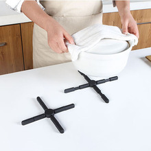 050 Retractable Folding Pot Cushion Heat Insulation Pad Kitchen Plate Pad Heat-resistant Table Pad