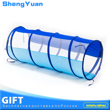 Kid Play Tunnel Toy Tent Pop-up Baby toys Kids House Outdoor Discovery Tube Best Gift for 985-Q49