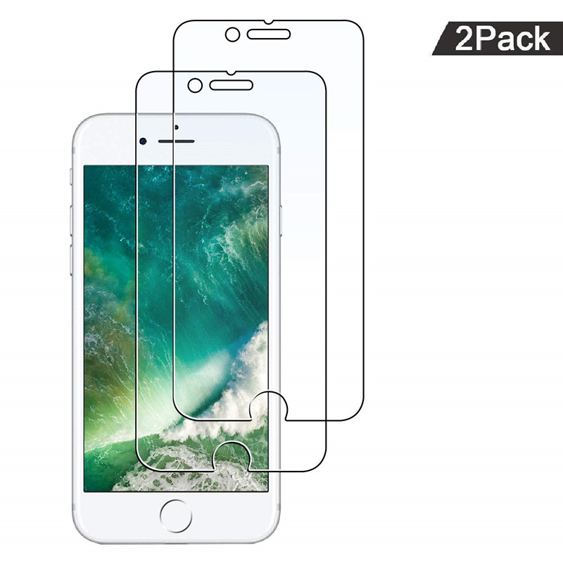 2 Pack Screen Protector for iPhone 8 Plus 7 Plus 5.5 inch,for iPhone 8 7 4.7 inch Tempered Glass Shatterproof Film2 Pack Screen Protector for iPhone 8 Plus 7 Plus 5.5 inch,for iPhone 8 7 4.7 inch Tempered Glass Shatterproof Film