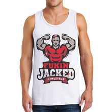 Hot Sale Summer Brand Clothing Mens Gym Vest Cotton Muscular Man Printing Men Fitness Tank Tops bodybuilding Sleeveless Tanks