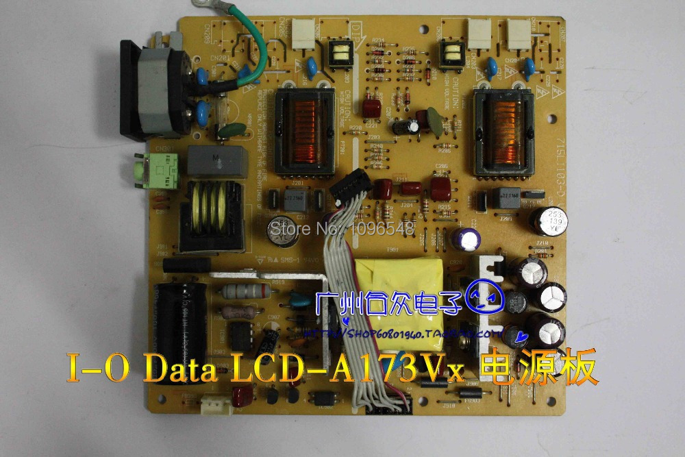 Free Shipping>Original 100% Tested Work LCD-A173Vx Power Board 715L1103-D Inverter free shipping original 100% tested work lcd a174v power board 715g1236 3 as