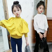 Teenage Girls Shirt 2018 Autumn Girls Fashion New Blouse Girls Princess Shirts Kids Tops Outwear Chemise