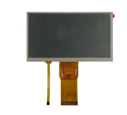 7 Inch Lcd Screen With Touch Screen 50pin 800*480 7300100070 7300101357 FPC700500 LCD Display Screen