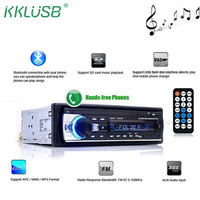 1 Din Autoradio Bluetooth V2 0 JSD 520 Stereo Car Radio 12V In Dash FM Aux