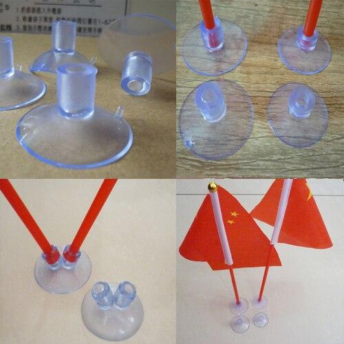 Online kopen wholesale plastic zuignap uit china plastic zuignap groothandel - Transparante plastic tafel ...