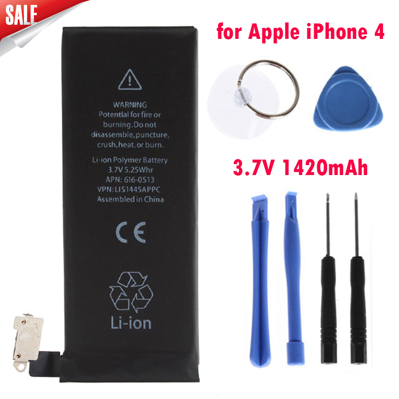 Apple Iphone  Battery Replacement Kit