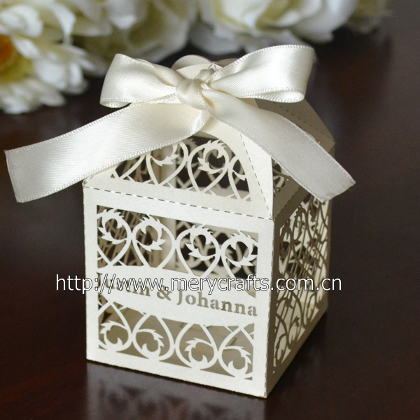 Elegant Luxury Wedding Thank You Gifts Box For Guests With Free Ribbon In Gift Bags Wring Supplies From Home Garden On Aliexpress Alibaba