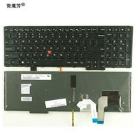 US New Keyboard FOR lenovo FOR Thinkpad S5 YOGA S5 15 YOGA 15 laptop keyboard Backlit