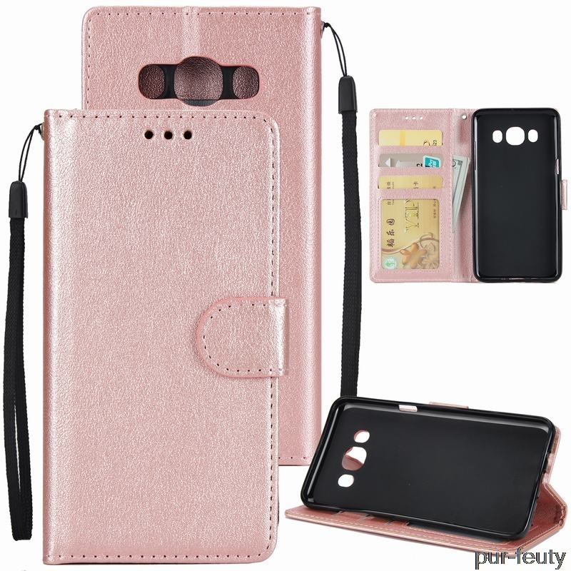 For Fundas <font><b>Samsung</b></font> Galaxy <font><b>J5</b></font> 2016 J510 SM-J510F <font><b>Case</b></font> <font><b>Leather</b></font> Wallet Flip Cover Phone <font><b>Case</b></font> For <font><b>Samsung</b></font> Galaxy <font><b>J5</b></font> 6 2016 Cover image