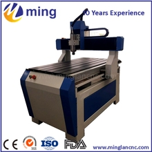 4 aixs mini cnc router 6090 1.5kw 2.2kw 3kw water cooling spindle / 6090 1212 cnc cutting engraving machine for sale