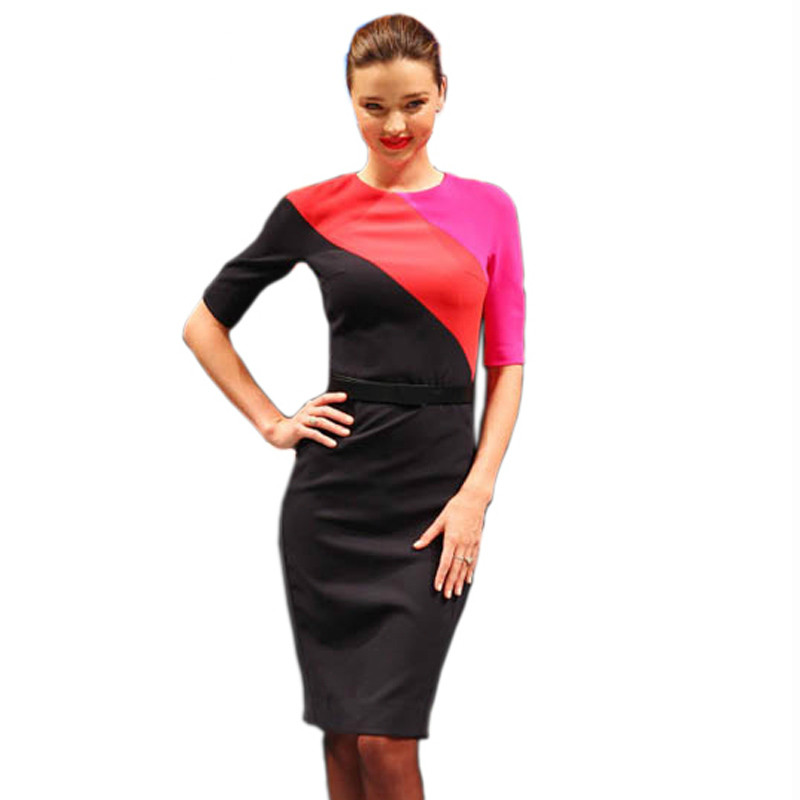 Buy miranda kerr dress and get free shipping on AliExpress.com 261337a2bc4d