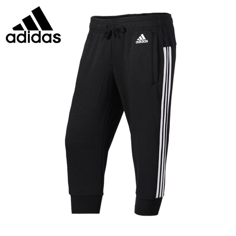Original New Arrival Adidas Performance ESS 3S 3 4PT SL Women s Shorts Sportswear