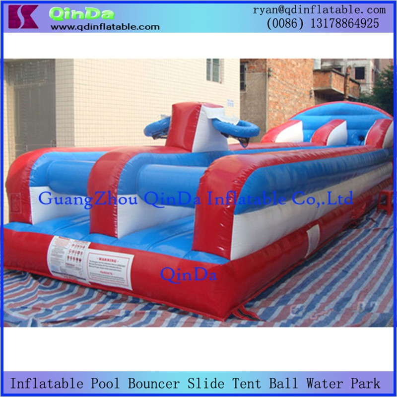 Inflatable Bungee Run13