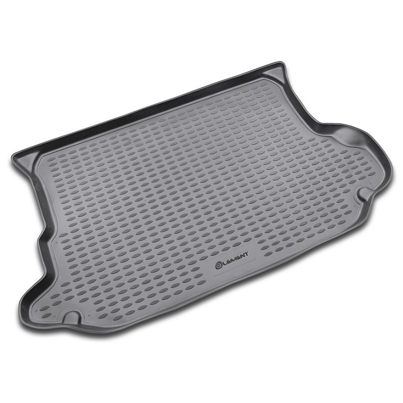 цена на For Hyundai Tucson 2004-2009 car trunk liner boot cargo mat tray floor carpet boot cargo rear mat luggage car styling