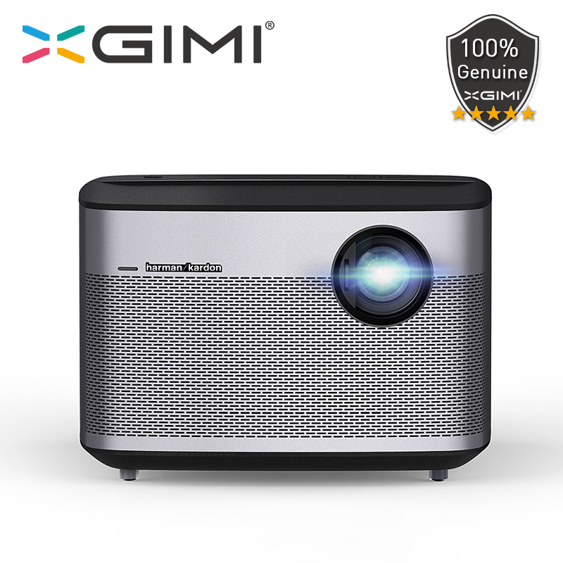 XGIMI Projetor DLP Full HD Obturador H1 3D 4K Home Theater 1080P 3GB 16GB 900 Ansi android 5.1 Bluetooth Wi-fi 300 polegada DLP Beamer