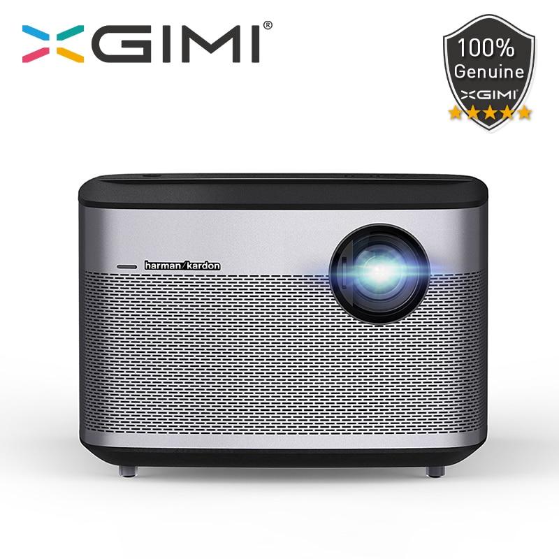 XGIMI Projetor DLP Full HD Obturador H1 3D 4K Home Theater 1080P 3GB 16GB 900 Ansi android 5.1 Bluetooth Wi-fi 300 polegada DLP Beamer