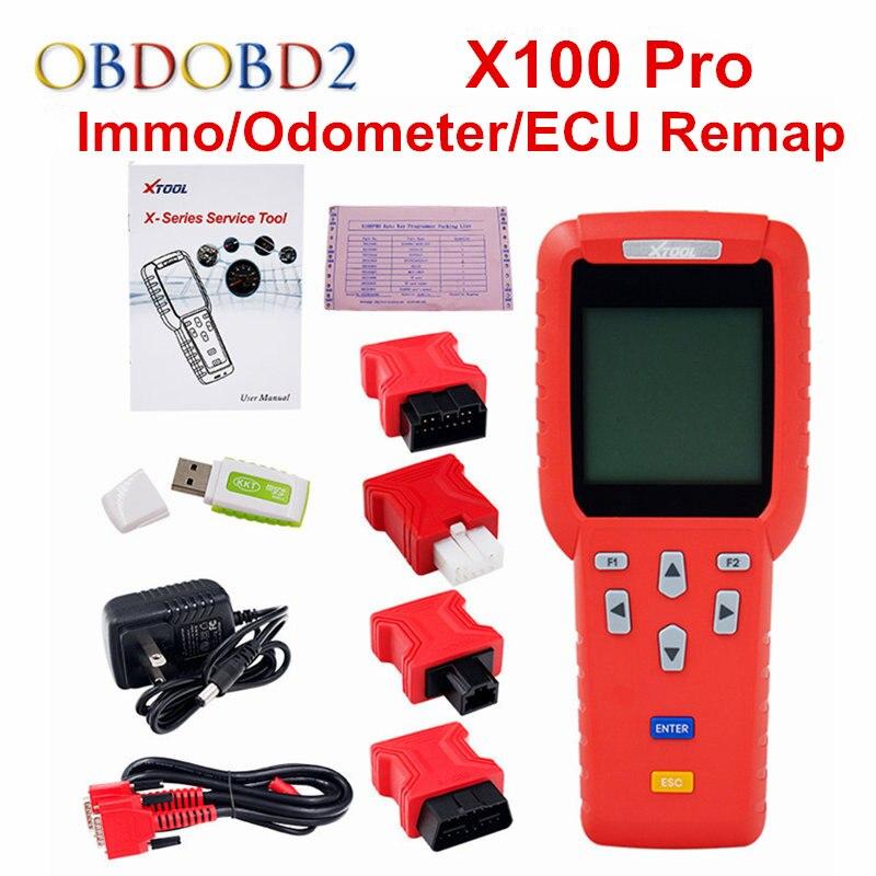 100% Original XTool X100 Pro Auto Key Programmer X 100 Pro X100 Updated Online X 100 Pro ECU& Immobilizer Mileage Key Programmer