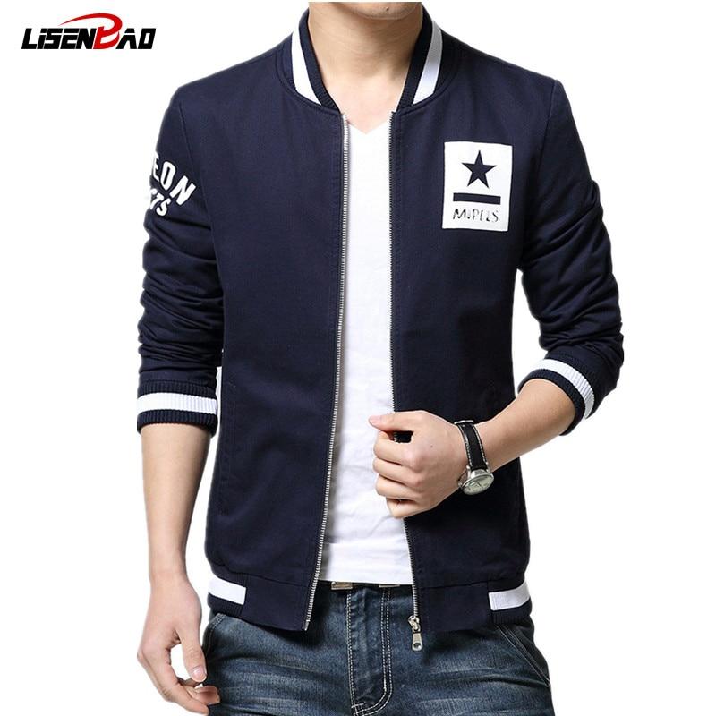 AELFRIC Casual Jeans Jackets Male Graffiti 3d Printing Harajuku Design Baseball Jacket Outwear Fashion Streetwear Overcoat