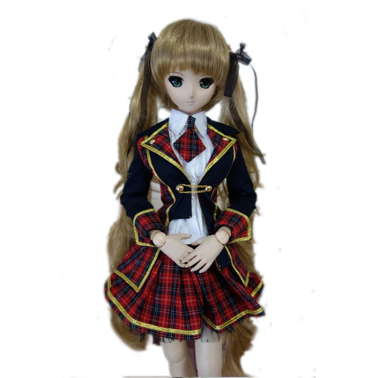[wamami] 300# Hot School Uniform/Suit/ For 1/3 DD DDM DDL BJD Dollfie