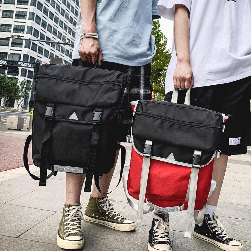 2020 Designer Bag Female Men Fashion Russian High School Students HOT Brand Wild Junior High School Students Ins Backpack