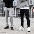 2016 de calidad Superior de la marca de ropa de los hombres pantalones lápiz masculina ropa deportiva casual hombres pantalones deportivos pantalones joggers