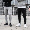 2016 homens de roupas de marca de qualidade Superior homens corredores sweatpants calças lápis calças casual sportswear masculino