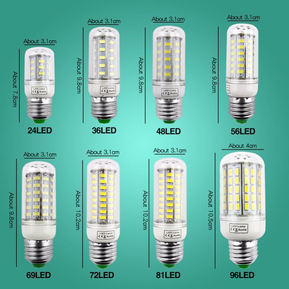 10 packs led bulb e27 lamp e14 light lampadabombillas 220v 10 packs led bulb e27 lamp e14 light lampadabombillas 220v chandelier cfl ampoule for home decoration smd5730 corn spotlight in led bulbs tubes from aloadofball Gallery