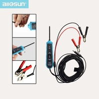 Automotive Electric Circuit Tester Car Electrical System Tools for continuity voltage cable lamp Short&Open Tester All Sun EM285