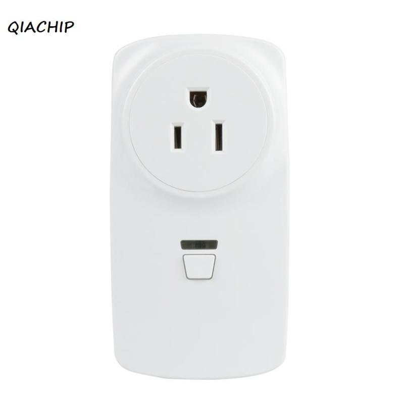 Wireless Smart Power Plug Socket Switch Wifi Remote Control Switch Energy Monitor for IOS Android AC 100-250V US Standard hp 9800 4500w 85 265v 20a electric power energy monitor socket watt meter analyzer with socket output energy saving lamps tester