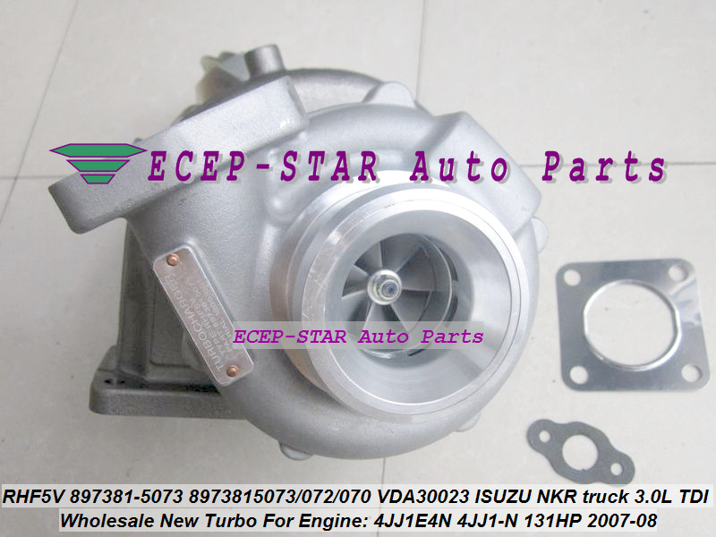 Turbo RHF5V 8973815073 897-381-5-072 897-381-5-070 897-381-5-073 VCA30023 VBA30023 VAA30023 VFA30023 VEA30023 Pick-Up 3.0L 4JJ1N