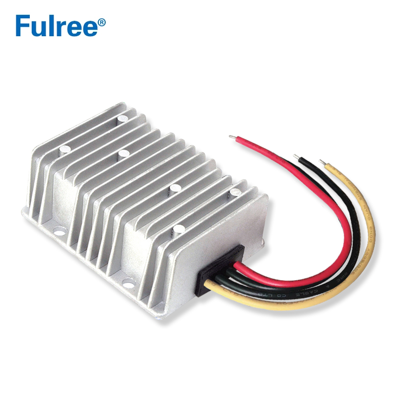 <font><b>24V</b></font> <font><b>to</b></font> <font><b>12V</b></font> 30A 360W <font><b>40A</b></font> 480W High Power Buck Voltage Regulator Converter DC24V <font><b>to</b></font> DC12V Converter Step Down Car Power Technology image