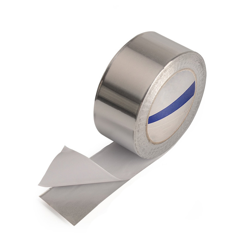 BGA Aluminum Foil Tape 30MM 40MM 50MM 60MM Width 40M Roll Heat Reflection High Temperature Adhesive Insulation Protective Tape